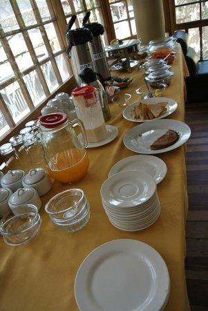 Hotel Sol: Breakfast buffet