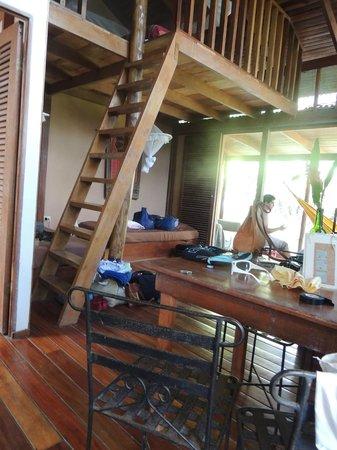 Hotel Luz De Vida: Vista de bugalow
