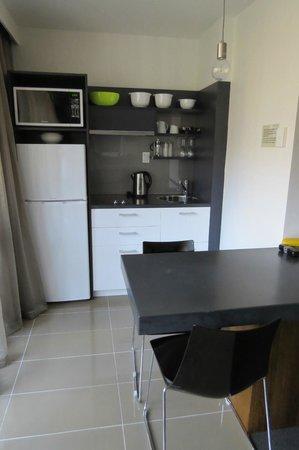 Punthill Brisbane: Voll ausgestattete Essecke