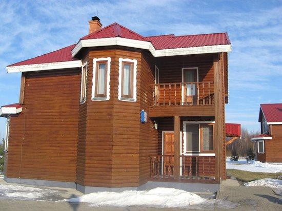 Hotel Recreation Zavidovo: Домик для нашей мужской части коллектива
