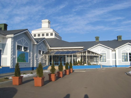 Hotel Recreation Zavidovo: Главный корпус