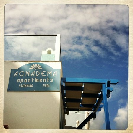 Agnadema Apartments : Signange