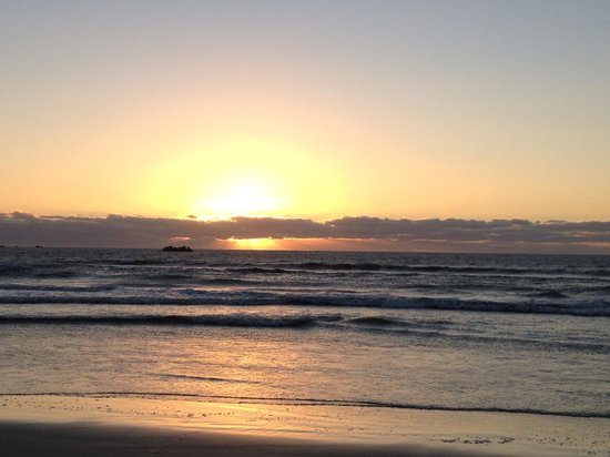 Farr Out Guesthouse : BEAUTIFUL SUNSET