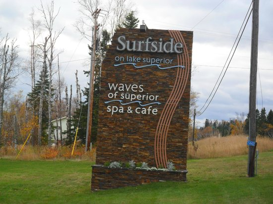 Surfside on Lake Superior: Yay we are here!!