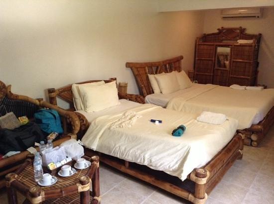 Ambassador in Paradise Resort: loft room 2