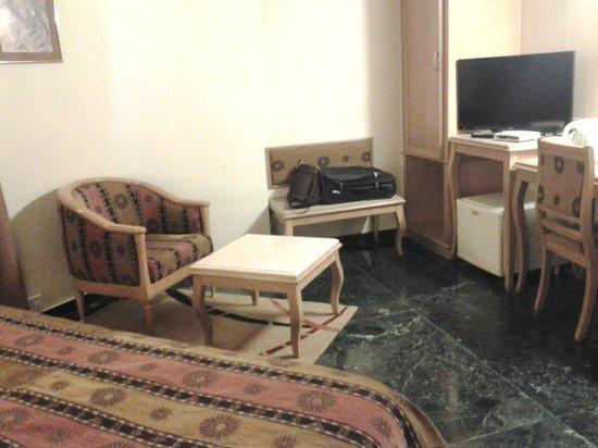 Comfort Inn President: Inside view of the room