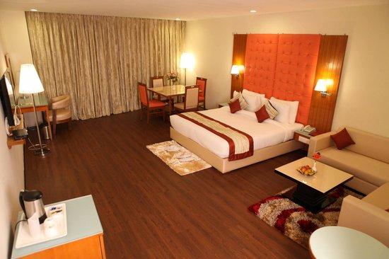 Hotel Ramhan Palace, Mahipalpur: Suite Room