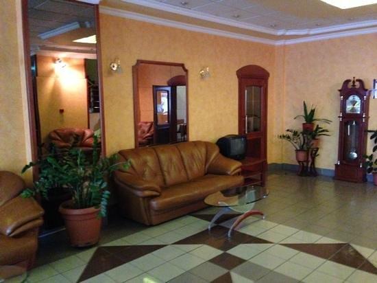 Zarnitsa Hotel: холл