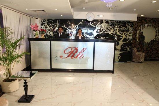 Hotel Ramhan Palace, Mahipalpur: Lobby