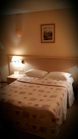 UralHotel: Кровать удобная.