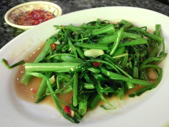 Kuang Seafood: moningglory