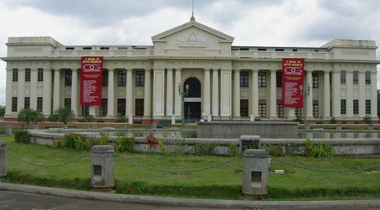 The National Palace of Culture... : Bonito