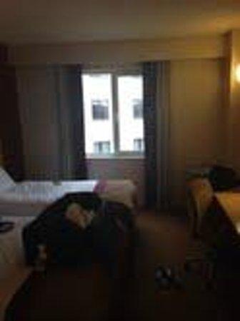 Jurys Inn London Watford: view from the room