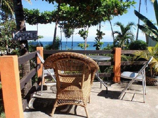 Sea Gates Catadman Lodge: view