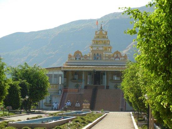 Shri Satya Sai Pandurang Kshetra: Hadshi Temple