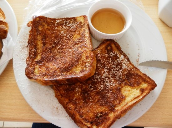 Al Mare Villas : french toast