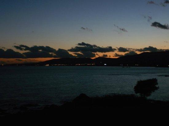 Al Mare Villas : by night