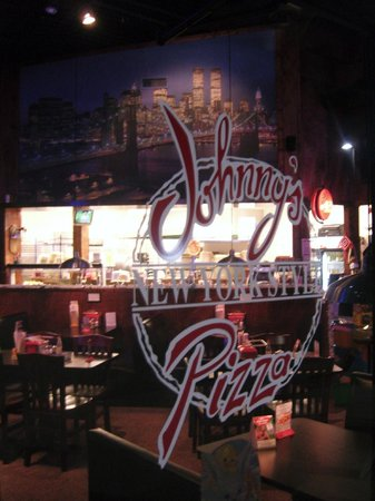 Johnny's Pizza: Looking In