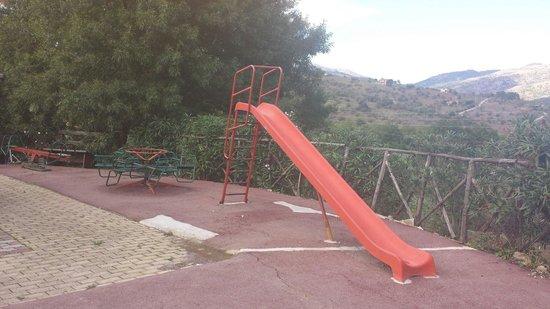 Agriturismo A Rametta: Spazio per bambini