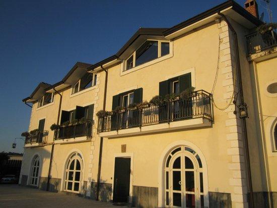 """Villa Rizzo Resort & SPA: La """"Casa Bianca"""""""