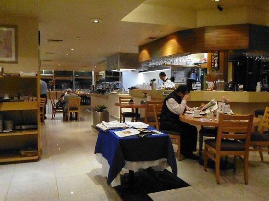 Hotel Bristol: Comedor