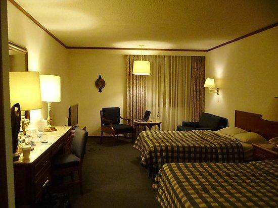 Hotel Bristol: Habitación DBL