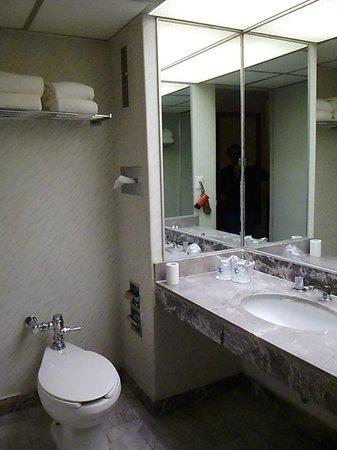 Hotel Bristol: Sala de Baño