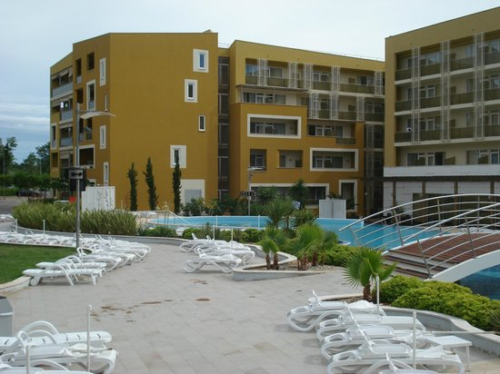 Sol Garden Istra: отель