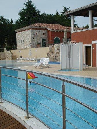 Sol Garden Istra: детский бассейн