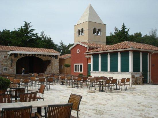 Sol Garden Istra: зона анимации