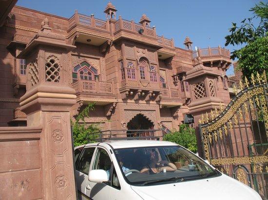 Heritage Kuchaman: exterior