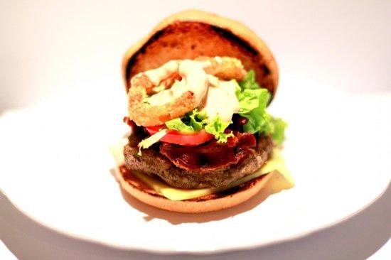 Burger Dude