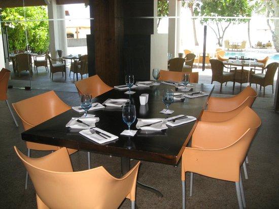 The Fortress Resort & Spa : Ресторан