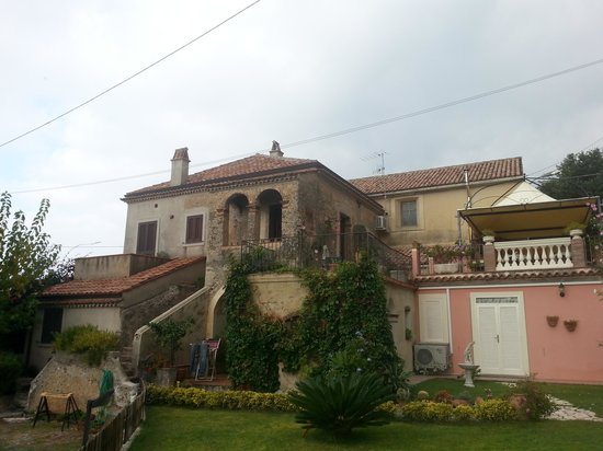 Bed & Breakfast Nefer: panoramica