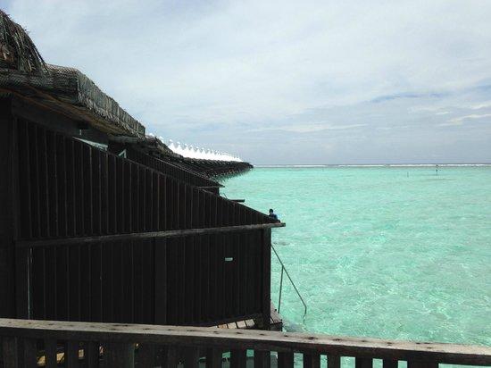 Cinnamon Hakuraa Huraa Maldives: water bungalovs