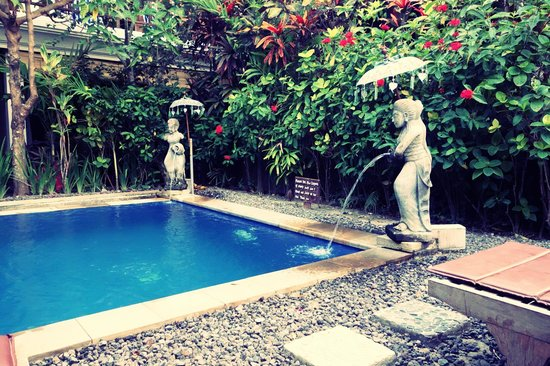Tropical Bali Hotel : PISCINE