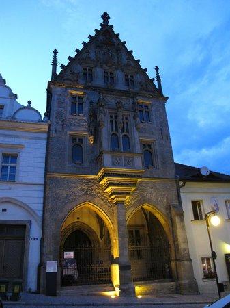 Gothic Stone House (Kamenny dum): notturno