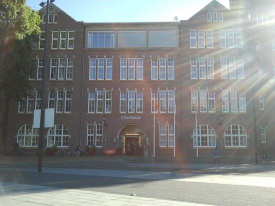 Stayokay Amsterdam Oost : ingresso