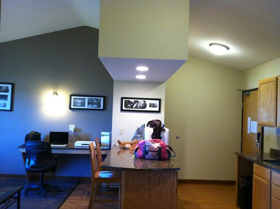 Vernon Inn and Suites: Extended Suite