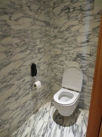 Resorts World Sentosa - Hotel Michael: toilet
