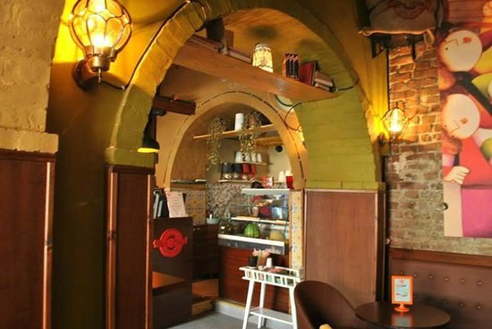 Mon Cheri Coffee Shop Wilson Square