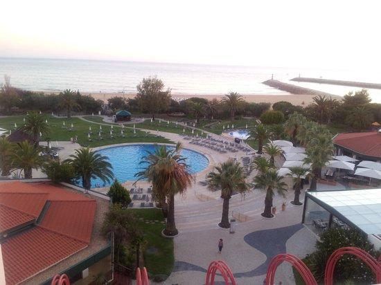 Tivoli Marina Vilamoura : balcony view 1
