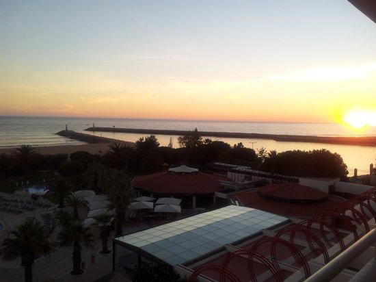 Tivoli Marina Vilamoura : balcony view 2