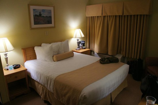 BEST WESTERN PLUS Windjammer Inn & Conference Center: Bedroom