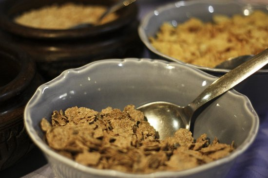 Hotel Pension Etambi : Breakfast Buffet