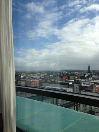 The Savoy Hotel: Lovely Views