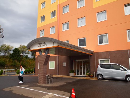Chisun Inn Niigata-Chuo Interchange: 外観