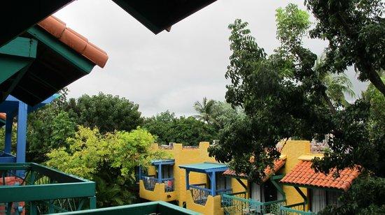 Baan Samui Resort : view