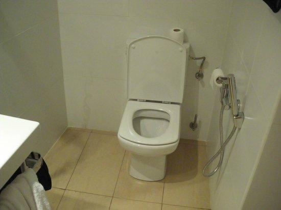 Hotel Sagrada Familia : Toilette