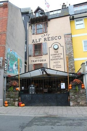 Cafe Alf Resco: Alf Resco